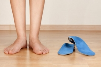 Wearing Orthotics May Help to Improve Certain Foot Conditions